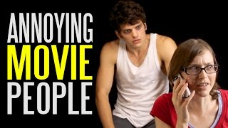 Seven Annoying People You See at the Movies