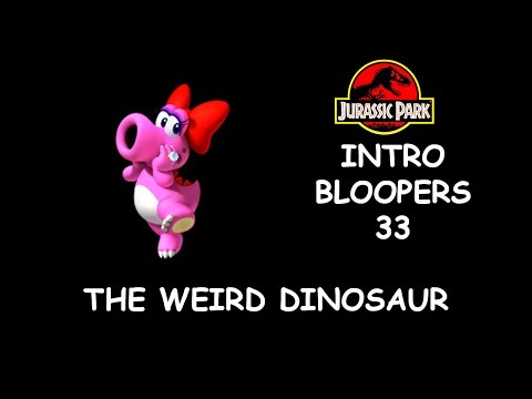 Jurassic Park Intro Bloopers 33: The Weird Dinosaur thumbnail