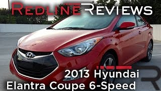 Hyundai Elantra Coupe 2013 Videos