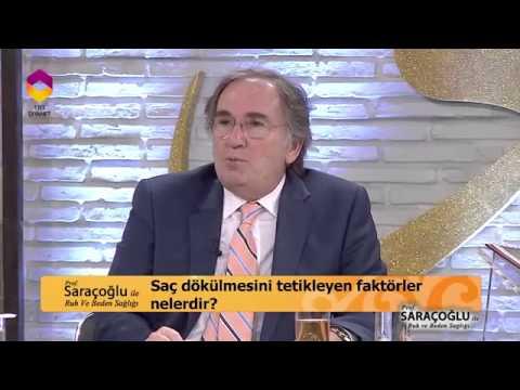 Saç Dökülmesine Karşı Kür - DİYANET TV