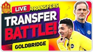 Sancho Transfer Race! Varane Transfer Talks? Man Utd Transfer News