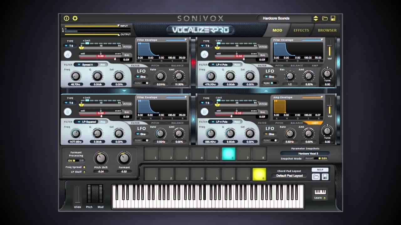 Vocalizer Pro Overview