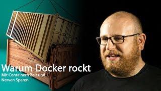 Was ist Docker? Und warum wird es so gehyped?   nachgehakt
