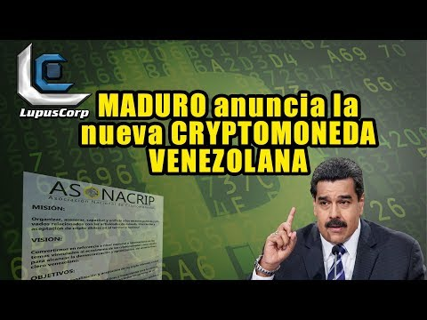 EL PETRO la nueva CRYPTOMONEDA VENEZOLANA