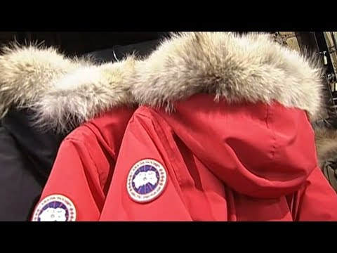 Robbers Targeting People Wearing Canada Goose Jackets