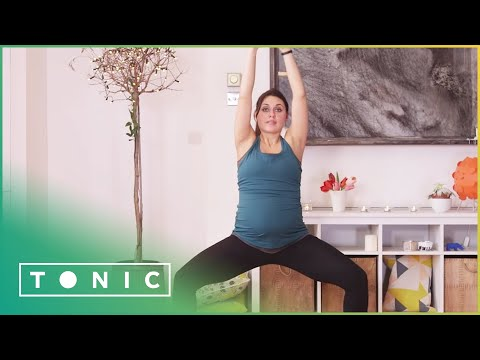 Pregnancy Yoga - Strength & Stability