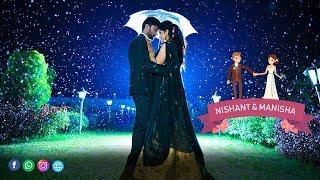 Manisha & Nishant || Ring Ceremony || Teaser- 2018