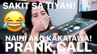 PRANK CALL by DJ CHACHA | Inspired by Alex Gonzaga's Vlog