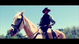 Billy Bonney is Billy The Kid by Chris LeDoux - Short Western Film Music Video