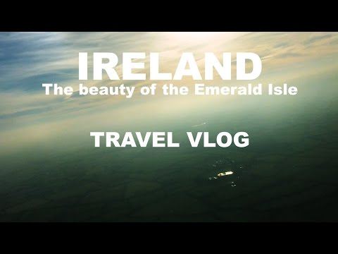 2017 Ireland - Dublin travel vlog