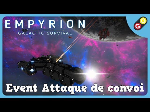 Empyrion - Event Attaque de convoi [FR]
