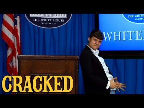 If White House Press Briefings Were Honest