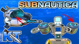 Download lagu FINALLY GOT TO USE THE MOBILE VEHICLE BAY Subnautica Ep 9 MP3