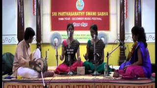Carnatic Vocal Concert by Anahita & Apoorva Ravindran