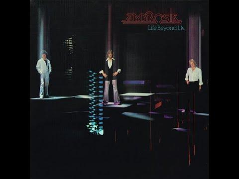 How Much I Feel AMBROSIA 1978 Life Beyond LA WARNER BROS LP