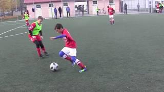 CZ4-Nadusia z Podwórka na Stadion o Puchar Tymbarku-Kusy BolesławiecU12-II Meczyk I połowa Tomaszów