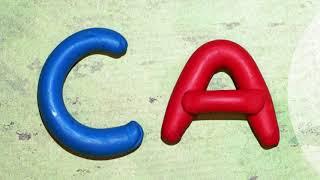 Пластилиновый букварь. 4 й урок. Знакомство с буквой Н.