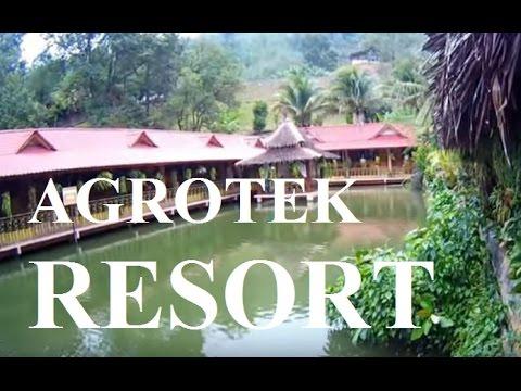 Agrotek Garden Resort Hulu Langat Selangor - Part 1