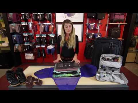 Learn to Pack Like the Pros