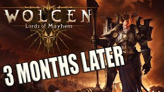 Wolcen: Lords Of Mayhem - 3 Months Later