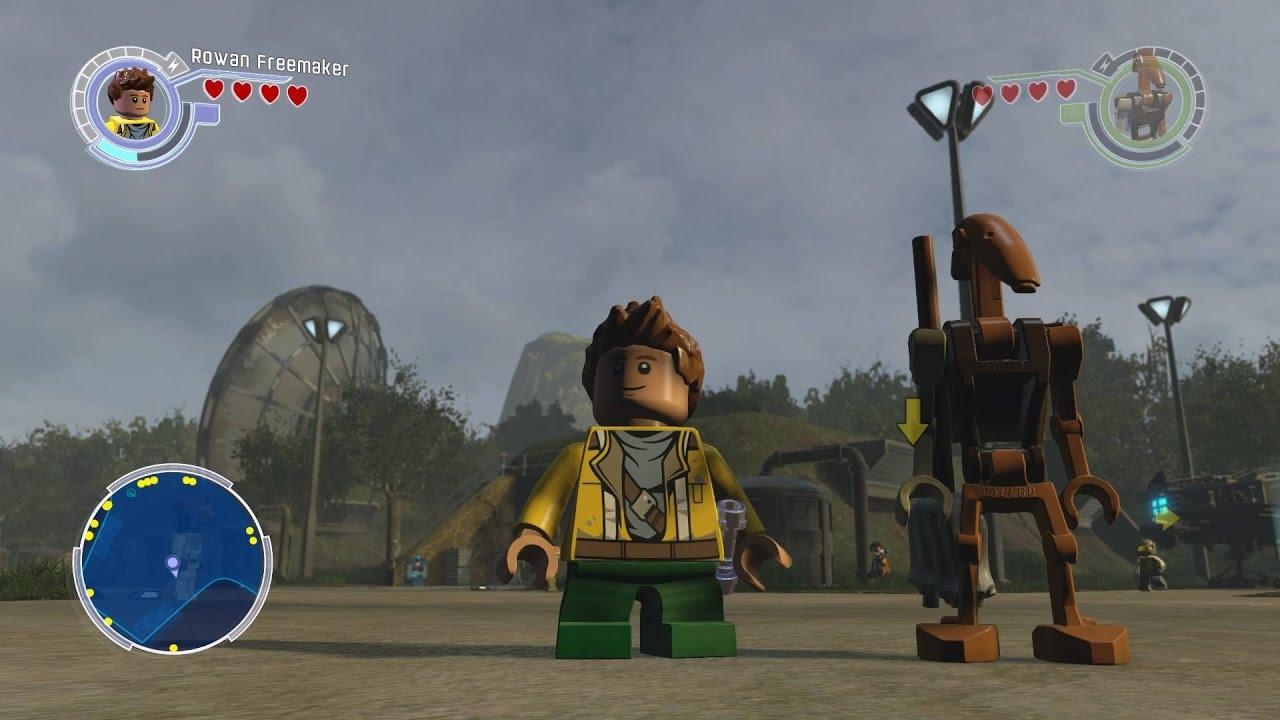Lego Gwiezdne Wojny Przebudzenie Mocy Dlc Po Polsku Pakiet Postaci