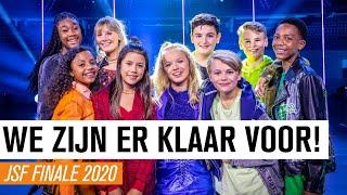 #27 DE DAG VAN DE FINALE! 🤩 | JUNIOR SONGFESTIVAL 2020 🇳🇱
