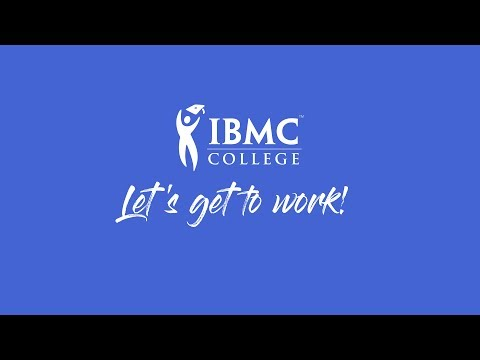 IBMC College Career Training Changes Lives
