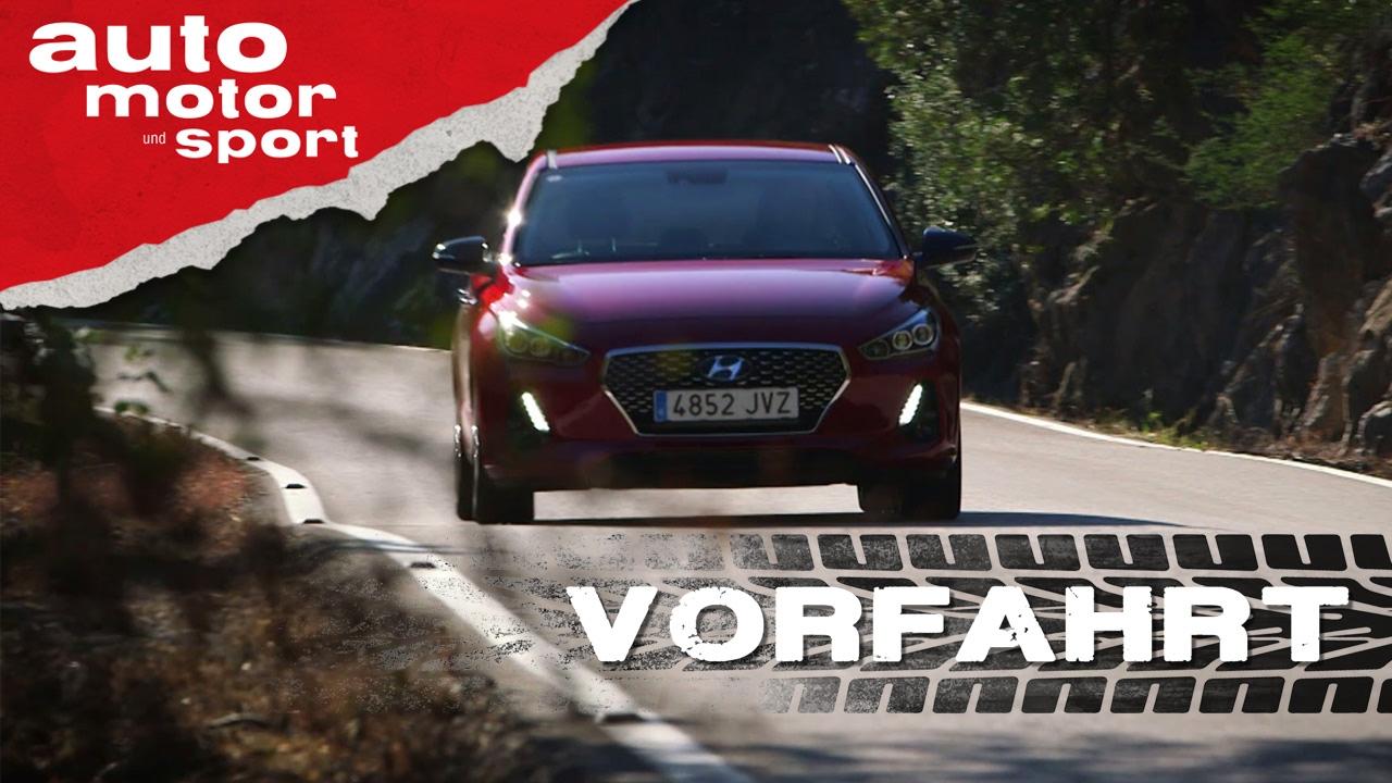 Hyundai i30: Alles gut? - Vorfahrt | auto motor und sport