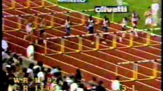 1993年世界陸上・男子110mH決勝・C.ジャクソン世界新