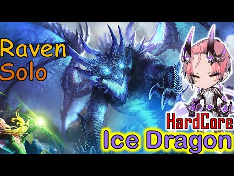 [Nest] Solo Ice Dragon HC (Raven) - SpeedColie - 【Dragon Nest SEA】