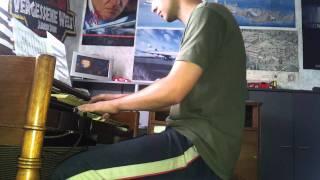 Deep Purple - Lalena Organ Solo on Hammond M100Leslie 251