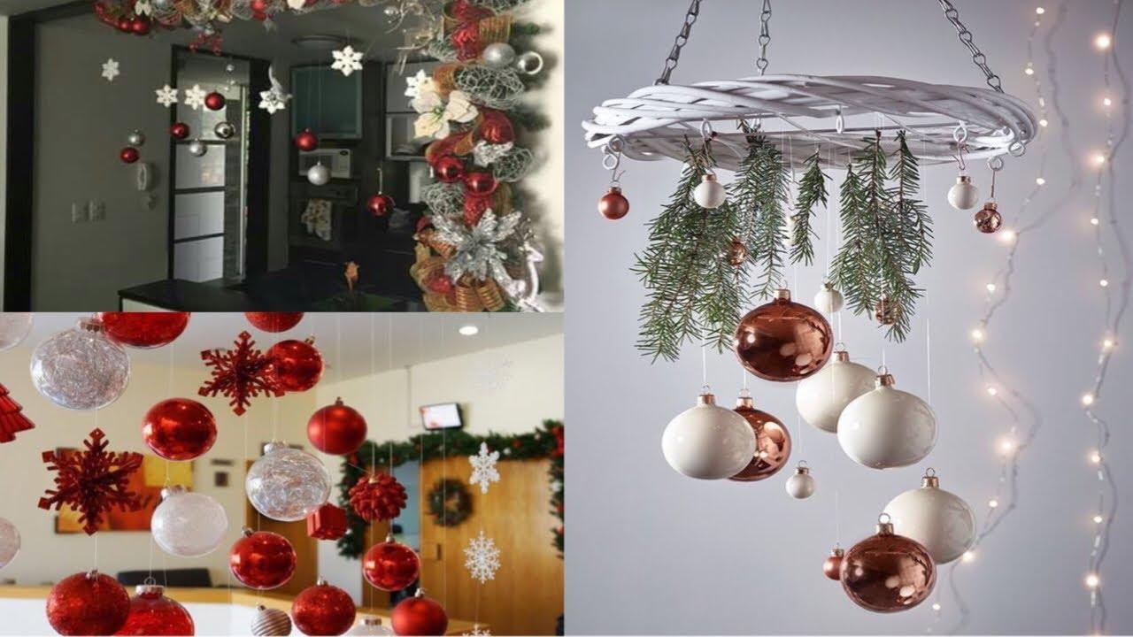 DECORACIÓN DE PAREDES Y VENTANAS NAVIDAD 2018 , 2019/DIY