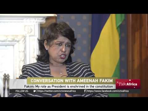 TALK AFRICA: AMEENAH FAKIM
