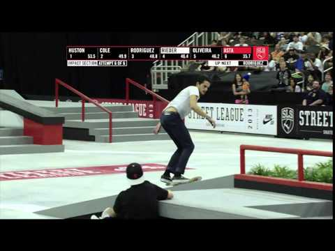 Dylan Rieder Gap To BS Smith -- Kansas City 2013