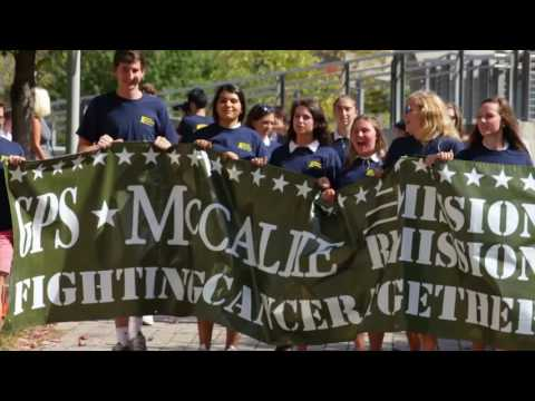 Mission Remission Walk 2016 - McCallie School and GPS