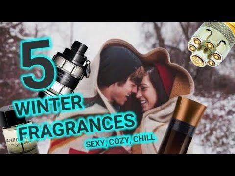 TOP 5 WINTER DESIGNER FRAGRANCES 2017 | Best Men's Fragrances