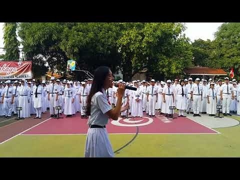 TANAH AIRKU - Ars Vocis Choir (Upacara Peringatan 73th Indonesia Merdeka 17/08/2018)