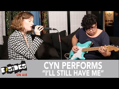 """CYN Performs """"I'll Still Have Me"""" Live"""