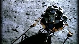 Apollo 12 Landing Scene (From Earth to the Moon)