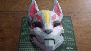 REAL LIFE FORTNITE SKIN! | DRIFT'S MASK