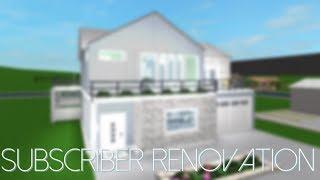 Roblox: Bienvenue à Bloxburg (fr) Rénovation d'abonnés