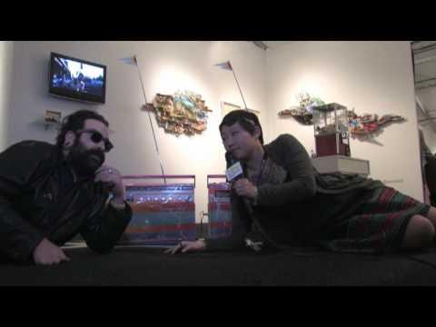 Kari Ferrell vs. DJ Mayonnaise Hands: New York Art Fairs Vol. 1