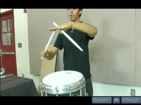 basic drum strokes how to play a down stroke drum roll on a snare youtube. Black Bedroom Furniture Sets. Home Design Ideas