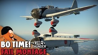 One of Bo Time Gaming's most viewed videos: War Thunder - Fail Montage #61
