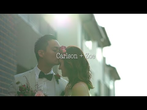 East Elevation, Brunswick, Melbourne || Carlson Zoe Wedding Film