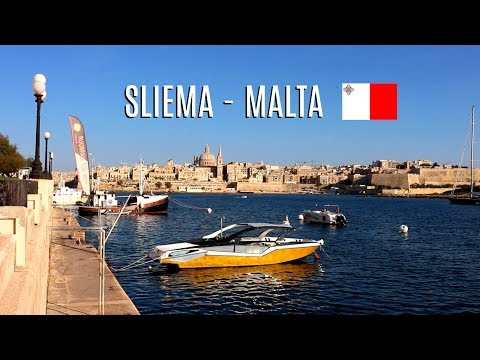 A Quick Tour Around Sliema - Malta