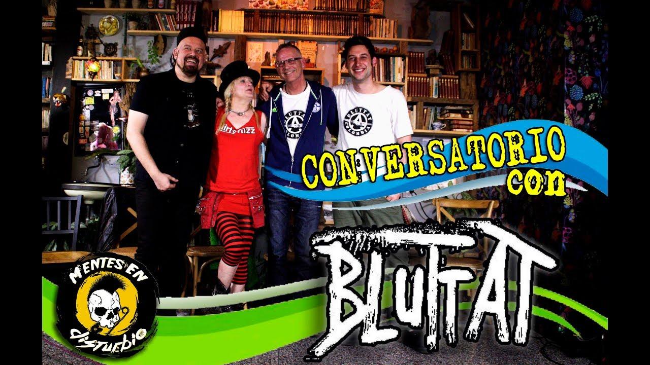 Especial: Conversatorio con Bluttat