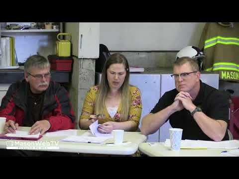 Fire District 9 & 16 Joint Commission Meeting April 10