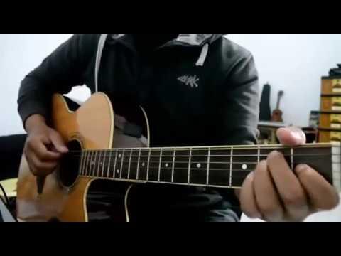 Armada - Asal Kau Bahagia (Acoustic Cover + Chord Gitar)
