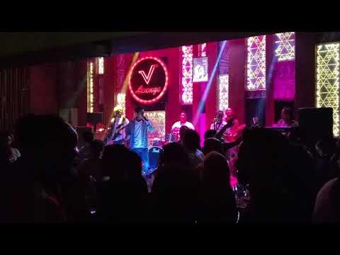 Live Performance -  V Lounge Addis Ababa